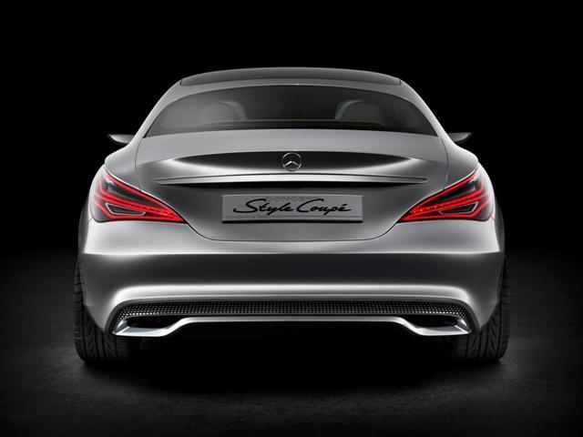 Showcar Mercedes Concept Style Coupé 2012   Besteiras da ...