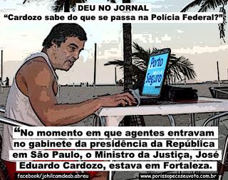 Cardoso sabia de nada