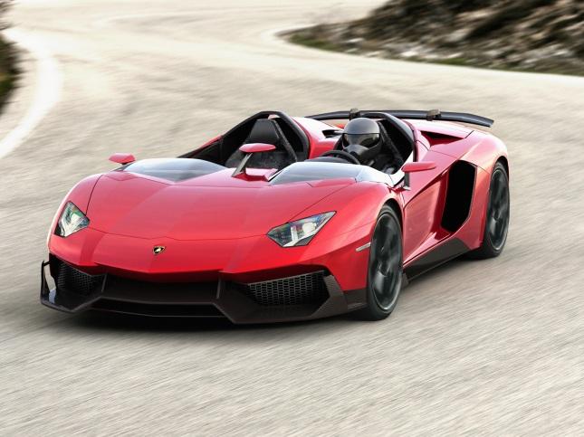 2012-Lamborghini-Aventador-J-Front-Angle