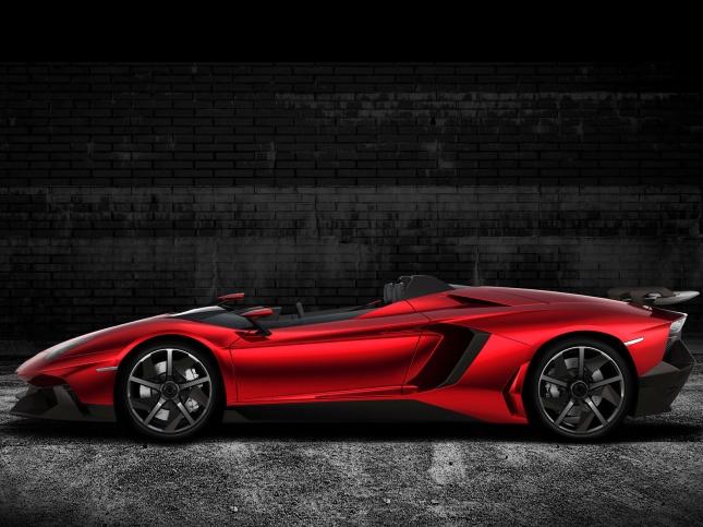 2012-Lamborghini-Aventador-J-Side
