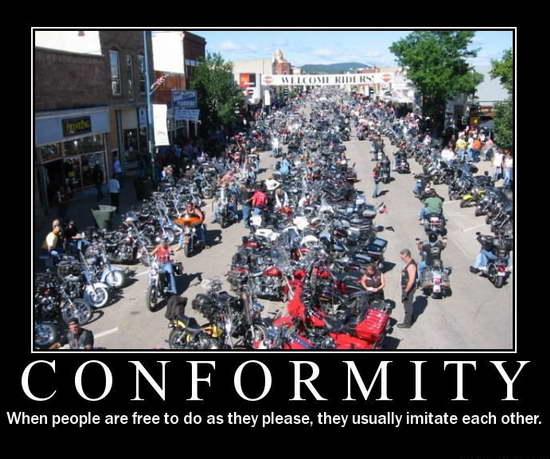 Motivational-Conformity
