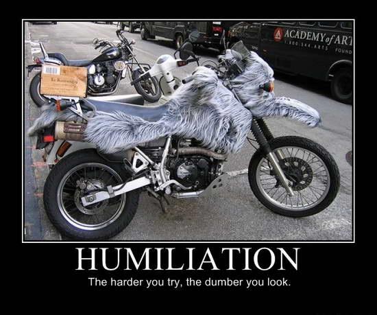 Motivational-Humiliation