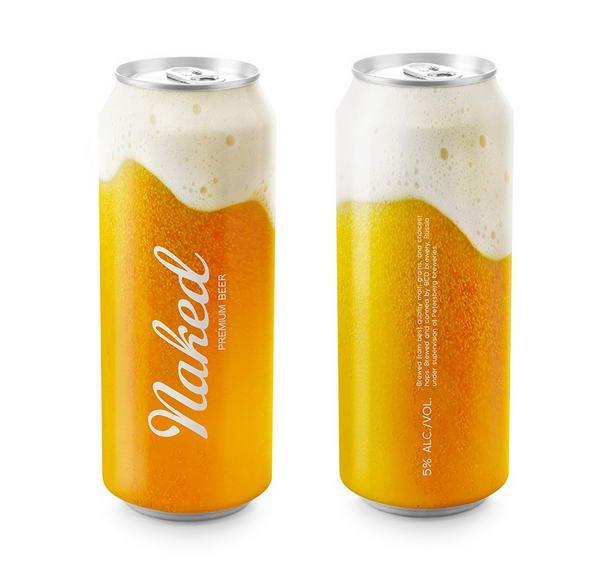 Naked-Beer