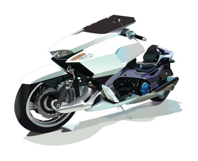 Suzuki_G_Strider_vector_by_Rai_Ka_Hou_Ken