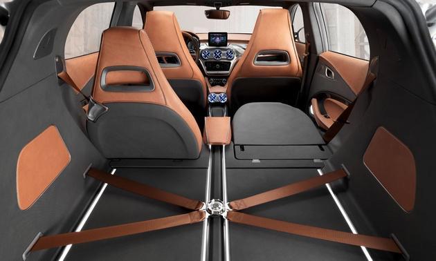 Mercedes-Benz-GLA-SUV-concept-Shanghai-motor-show-rear-interior