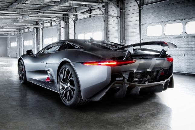 Jaguar-C-X75-prototype-rear-three-quarter