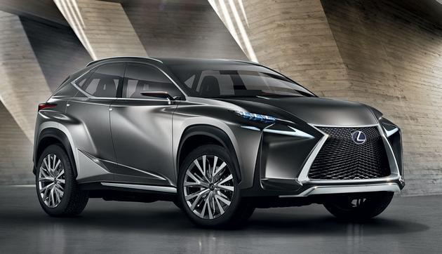 Lexus-LF-NX-concept-crossover-for-Frankfurt