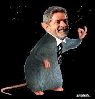 lula rato preto