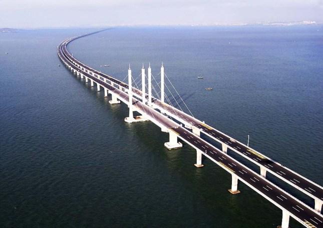 Ponte-Qingdao-Haiwan